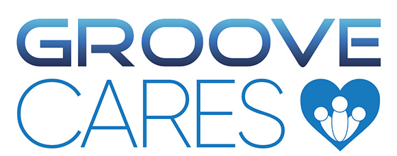 Groove Cares Logo