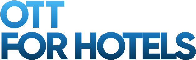 over the top broadcasting for hotels