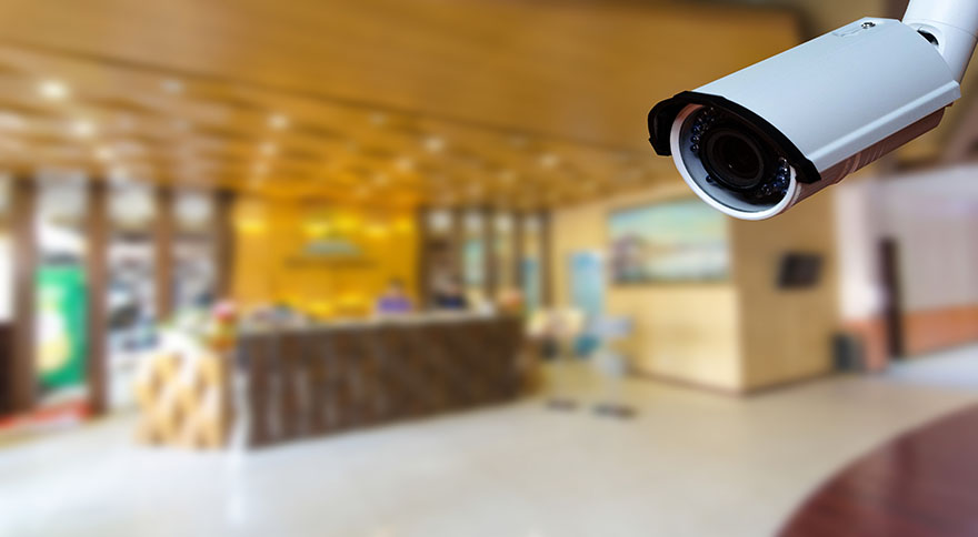 hospitality video surveillance